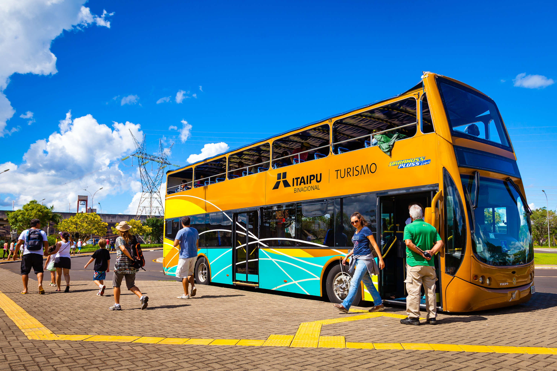 Resultado de imagem para turismo na itaipu