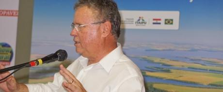 Ministro Blairo Maggi destaca importância de Itaipu para desenvolvimento do Oeste do Paraná