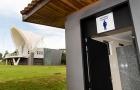 Banheiros do Gramadão ficarão fechados para manutenção