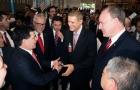 Vianna reafirma compromisso brasileiro de parceria com o Paraguai