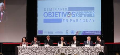 Resultado de imagen para Pobreza, hambre, salud y educación: Paraguay y los ODS