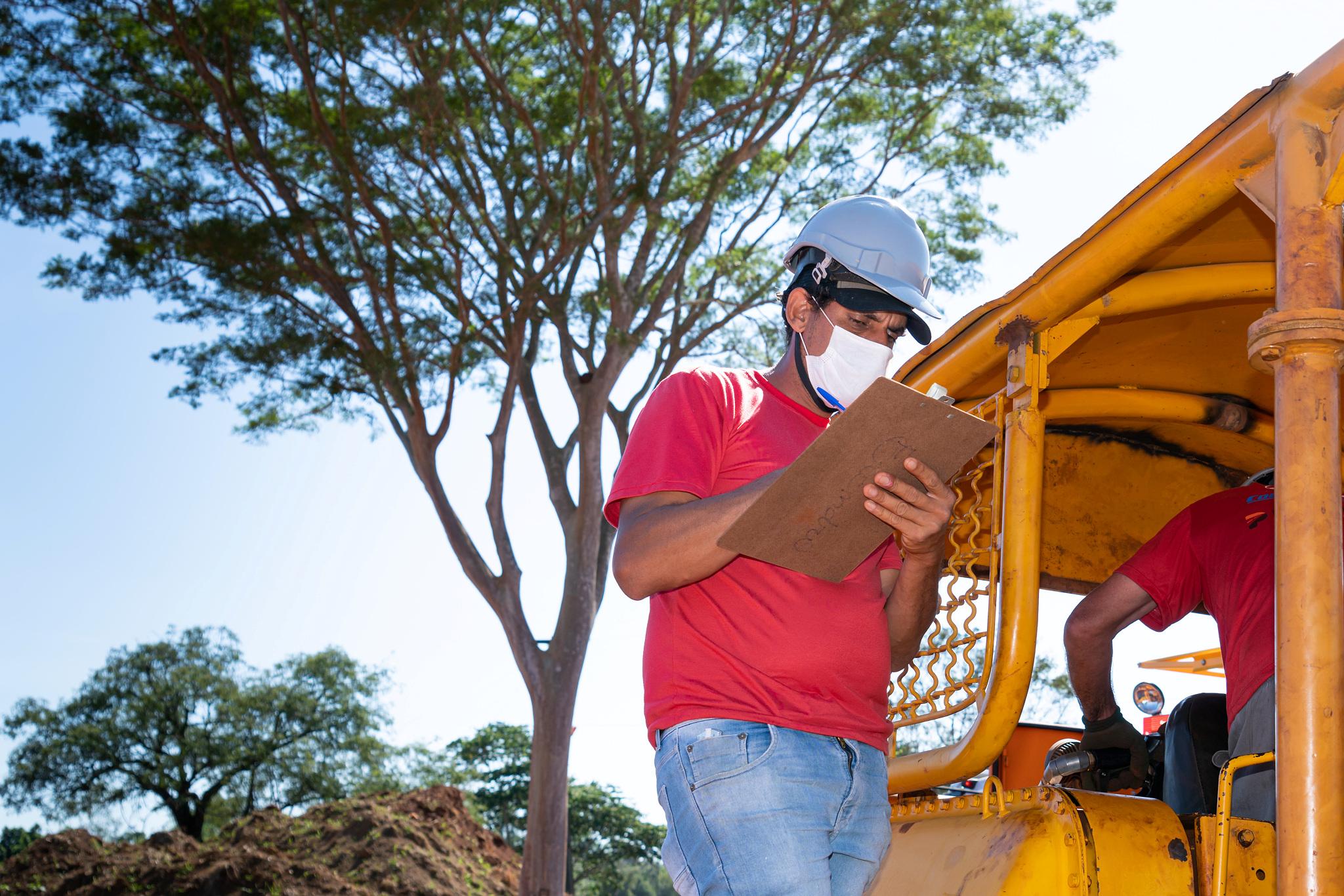 Obra financiada pela Itaipu, Perimetral Leste abre contratações. Foto: Sara Cheida/Itaipu Binacional